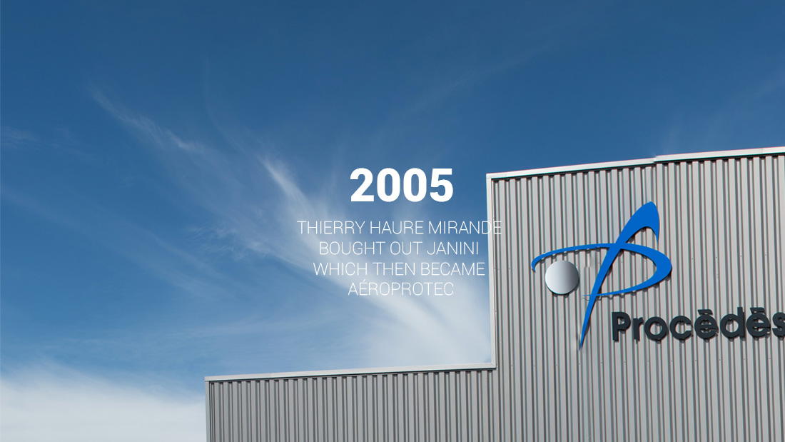 Aéroprotec 2005